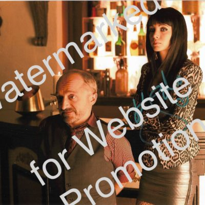 "S1 Ep9 ""Fae Day"" Ksenia Solo Autograph (Trick and Kenzi at the Bar)"